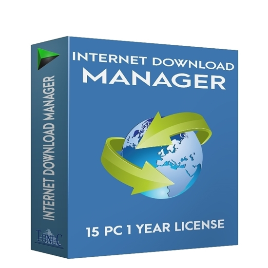 Buy Internet Download Manager 15 PC 1 Year License in India