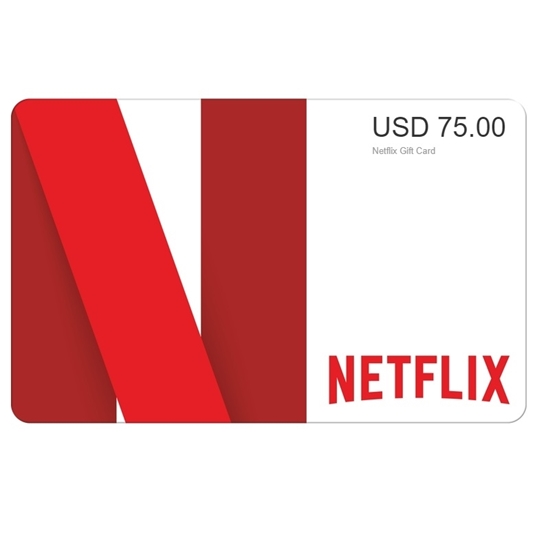 Buy netflix Gift Card - USD 75$ (India): OfficialReseller.com: Gift Cards pay in Indian Rupees get 75$ worth of netflix gift card